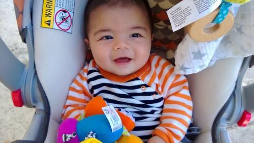 Luca 4-5 months