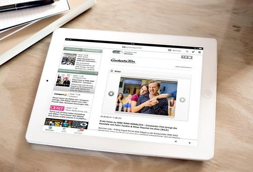 Presseportal iPad-App