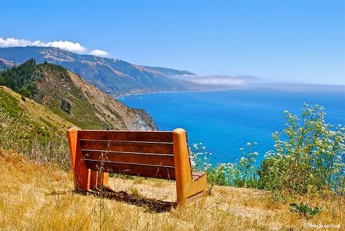 Camaldoli Bench