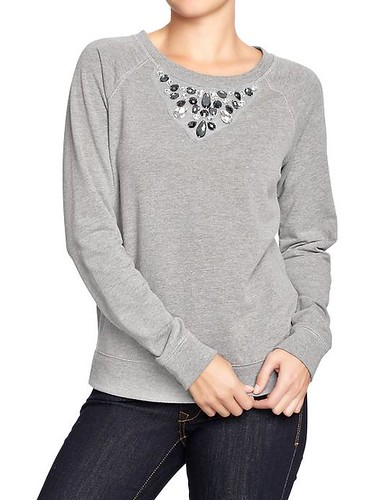 jewels sweatshirt