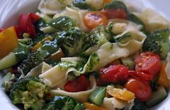 Pappardelle en Salsa Multicolor   (43)