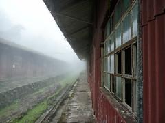 Abandoned Storehouses