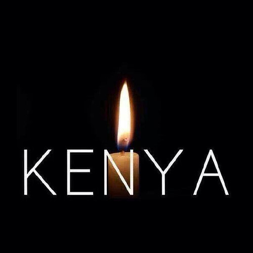 Social media symbol of sympathy for Kenya after terrorist attack Sep 2013