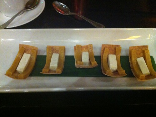 México DF | Cantina La No. 20 | Ate con queso
