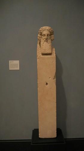 DSCN7288 _ Head of Hermes, Roman, Getty Villa, July 2013