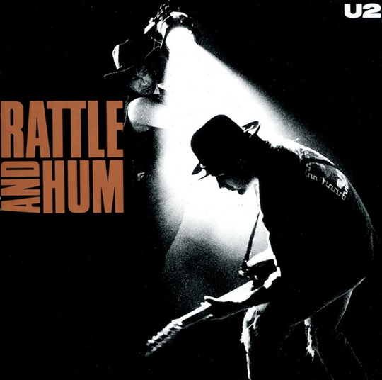 Rattle And Hum cover