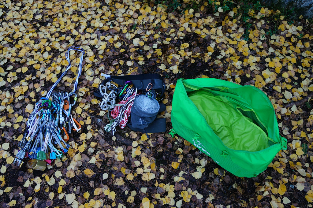 DMM Classic Rope Bag | All gear out