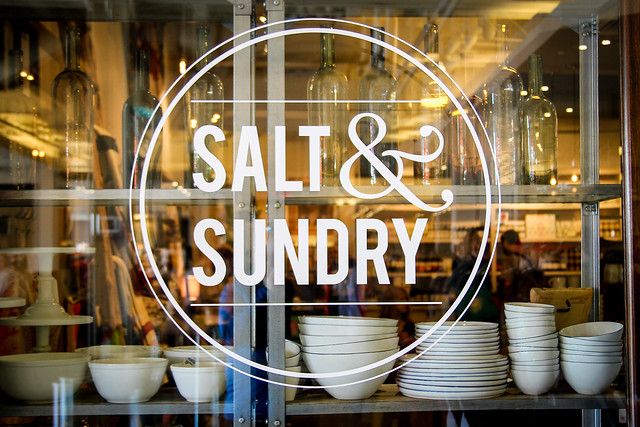 Salt and Sundry
