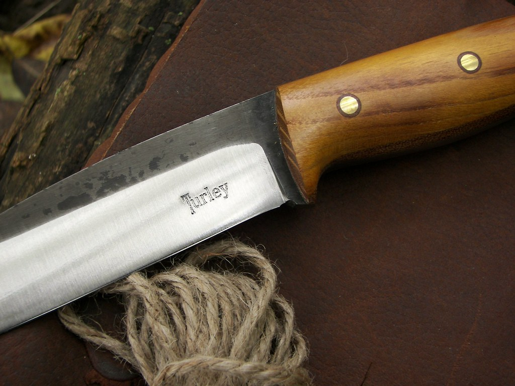 custom turley knives 1926 with a sheath for sale sold