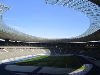 Renovation: Olympia Stadion