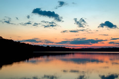 Dusk - Shawnee Mission Lake