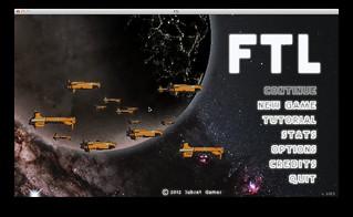 MacでもプレイできるFTL: Faster Than Lightがものすごく面白い【日本語化も可】