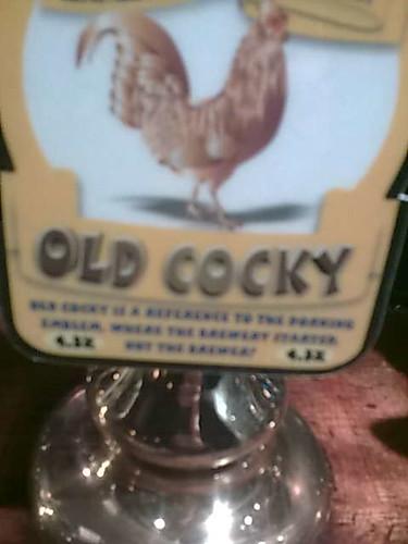 old cocker