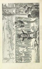 """British Library digitised image from page 314 of """"Explorations and adventures in Equatorial Africa; with accounts of the manners and customs of the people and of the chace of the gorilla, crocodile, leopard, elephant, hippopotamus and other animals. (Seco"""