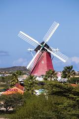Old Dutch Windmill Aruba