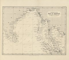 """British Library digitised image from page 341 of """"The Bay of Bengal Pilot. A nautical directory ... Compiled by J. F. I, etc"""""""