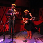 Live at Rockwood Music Hall, 12.5.2013 Photo by Fenizia Maffucci