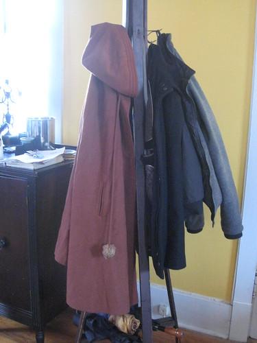 Mom's cloak