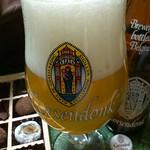 ベルギービール大好き!!【コルセンドンク・アグヌスCorsendonk Agnus】を写真ログに追加しました!!