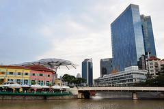 Singapore - Clarke Quay and Central
