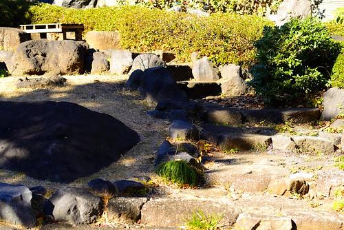 いつもの石段 by leicadaisuki