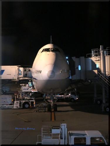 Photo:2013-12-28_Life Log Book_【ANA】747ジャンボに乗ってきました。ラストフライトへのカウントダウンが始まってます!-07 By:logtaka