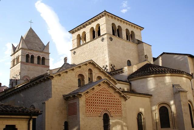 Église d'Ainay :  La plus ancienne et l'une des plus belles églises de Lyon