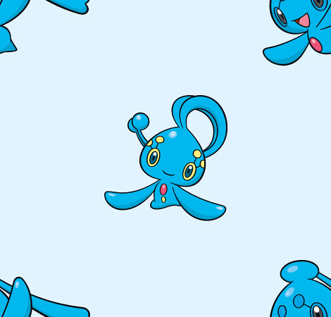 Manaphy Phione Wallpaper Flickr Photo Sharing