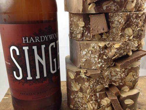 Hardywood Park Singel Beer Soap by The Daily Scrub