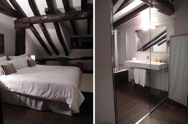 iriarte jauregi hotel_habitación_confort_bañera