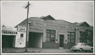 Metal Manufactures Ltd., North Terrace Adelaide, 1952
