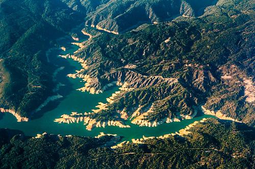 california view aerial reservoir peaceonearthorg newbullardsbar