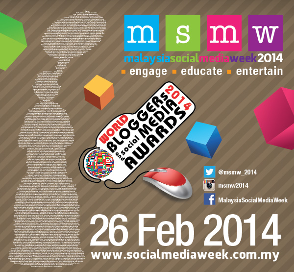 Best Lifestyle Blog MSMW 2014, Top Blog Malaysia 2014, Best Business Blog Malaysia, Malaysia Social Media Week 2014, MSMW 2014, MSMW 2014   Blogger Awards, Blogger Awards 2014, Cara Nominate MSMW 2014, World Bloggers and Social Media Awards 2014, Blogger Melayu 2014, Top Blog   Malaysia, Kriteria Pemenang MSMW 2014, Most Creative Blog 2014, Kategori Anugerah Blog MSMW 2014, Cendol Banting, Oh Cikgu, Denaihati, Buat Duit Dengan Blog, Iklan Di Blog