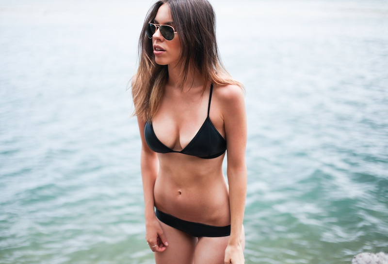 modern legacy fashion blogger Australia Triangl neoprene bikini beach escape holiday ocean photography island travel (3 of 8)
