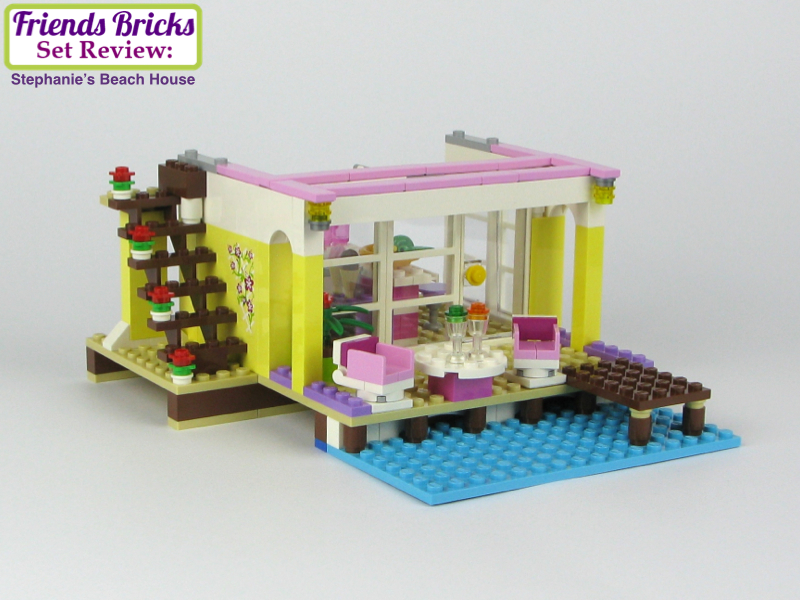 stephanies haus lego friends