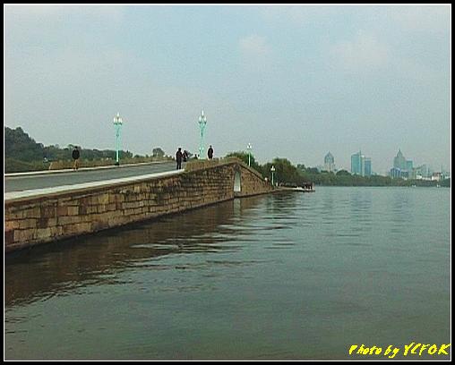 杭州 西湖 (其他景點) - 150 (白堤上的錦帶橋)