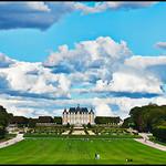 Parc de sceaux et son château