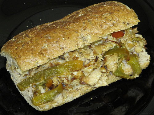 Chicken philly by Coyoty