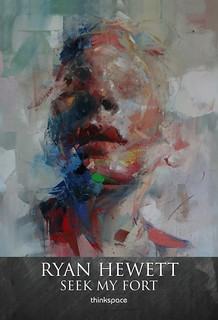 Ryan Hewett - this March at Thinkspace