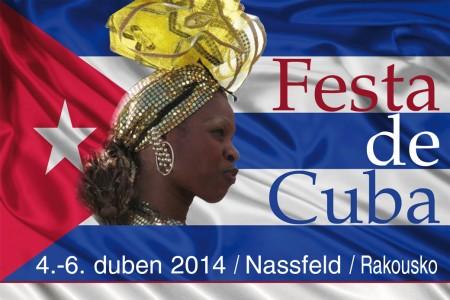 Festival Festa de Cuba - kubánské rytmy a párty na sněhu