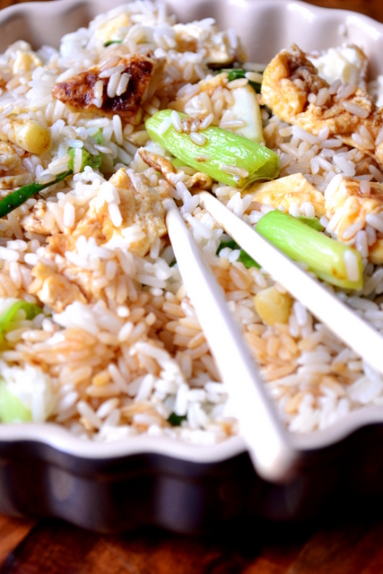 Egg Fried Rice Recipe (2)