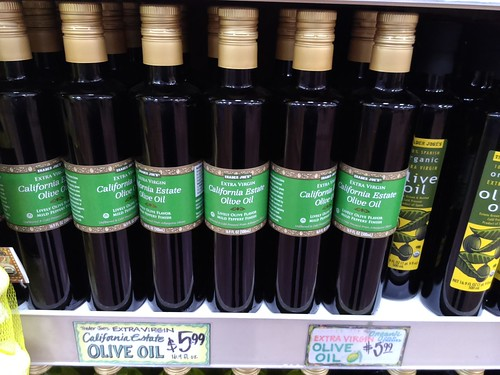 Trader Joe's California Olive Oil