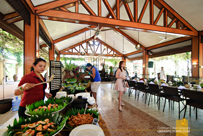 VES Food Resorts and Villas Buffet in Tarlac