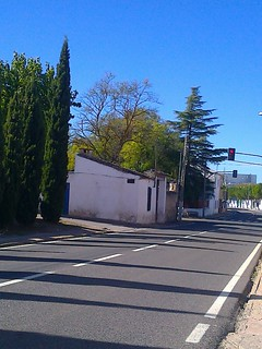 Un día soleado en la Carretera de Ocaña