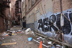 Alley in Newark