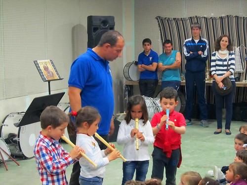 AionSur 13761648703_d491725e19_d La Santa María Magdalena sigue acercando la música a las aulas Educación