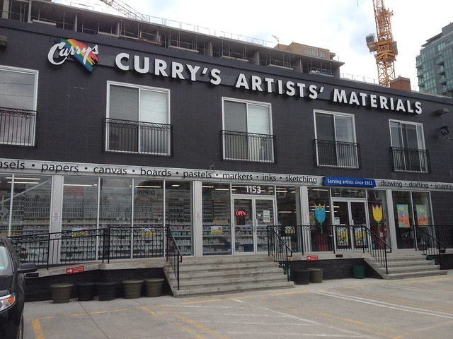 Crafty Toronto - Currys