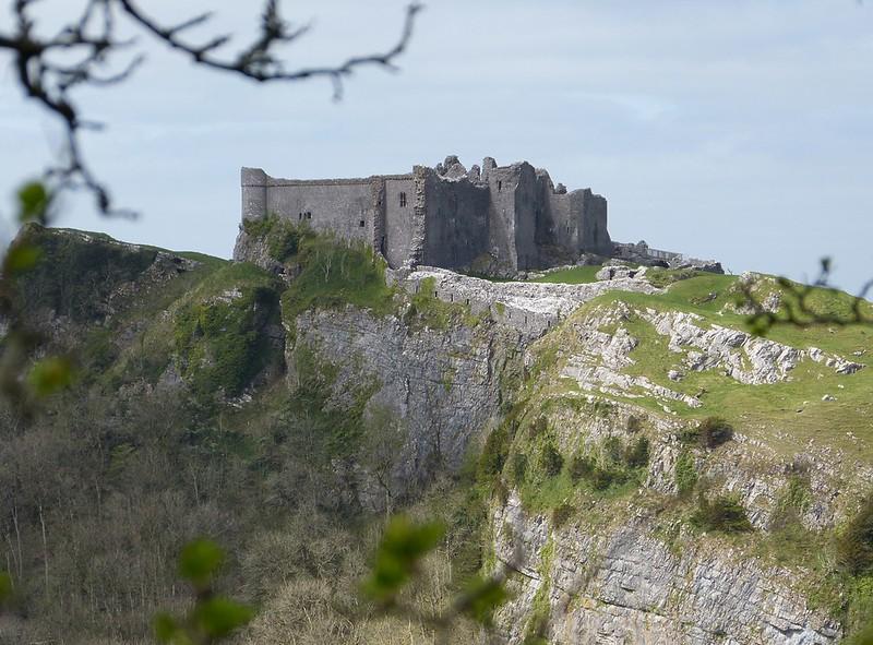 P1070441 - Carreg Cennen Castle