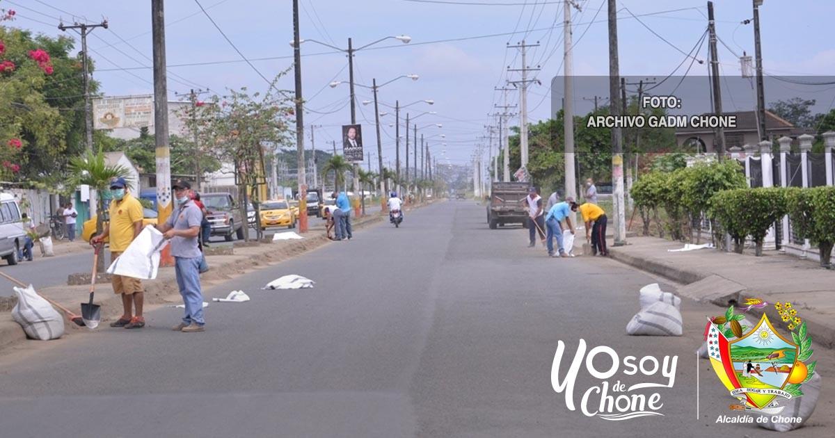 Martes 7 de Marzo, inicia limpieza integral en la avenida Eloy Alfaro