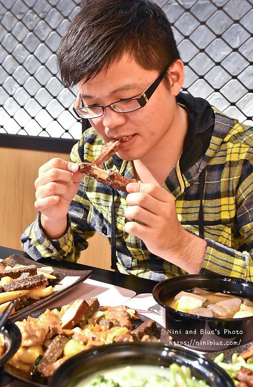 沙鹿美食小吃滿大碗炸滷味靜宜弘光大學45